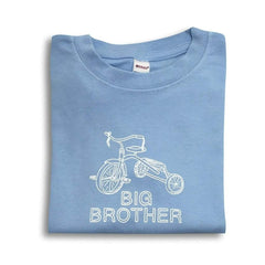 Big Brother Tricycle Short Sleeve Tee - Honey Bee Tees - 1