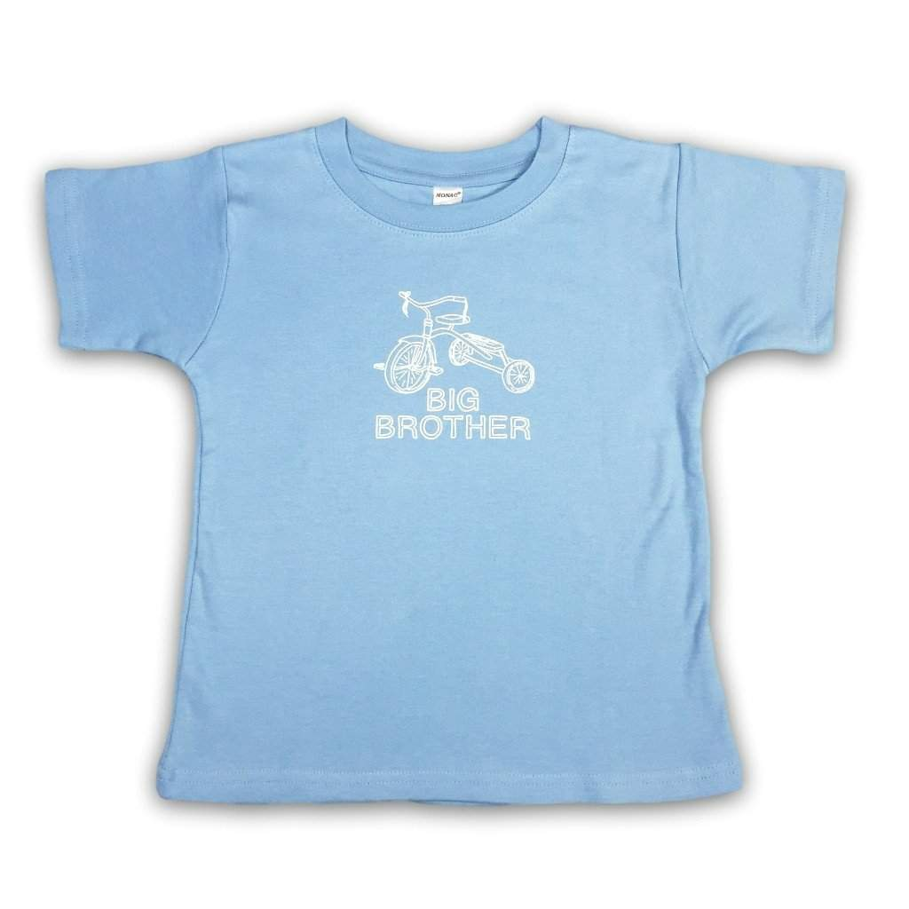 Big Brother Tricycle Short Sleeve Tee - Honey Bee Tees - 2