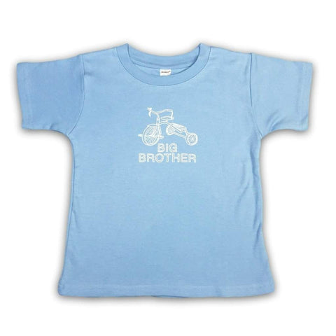 Big Brother Tricycle Short Sleeve Tee
