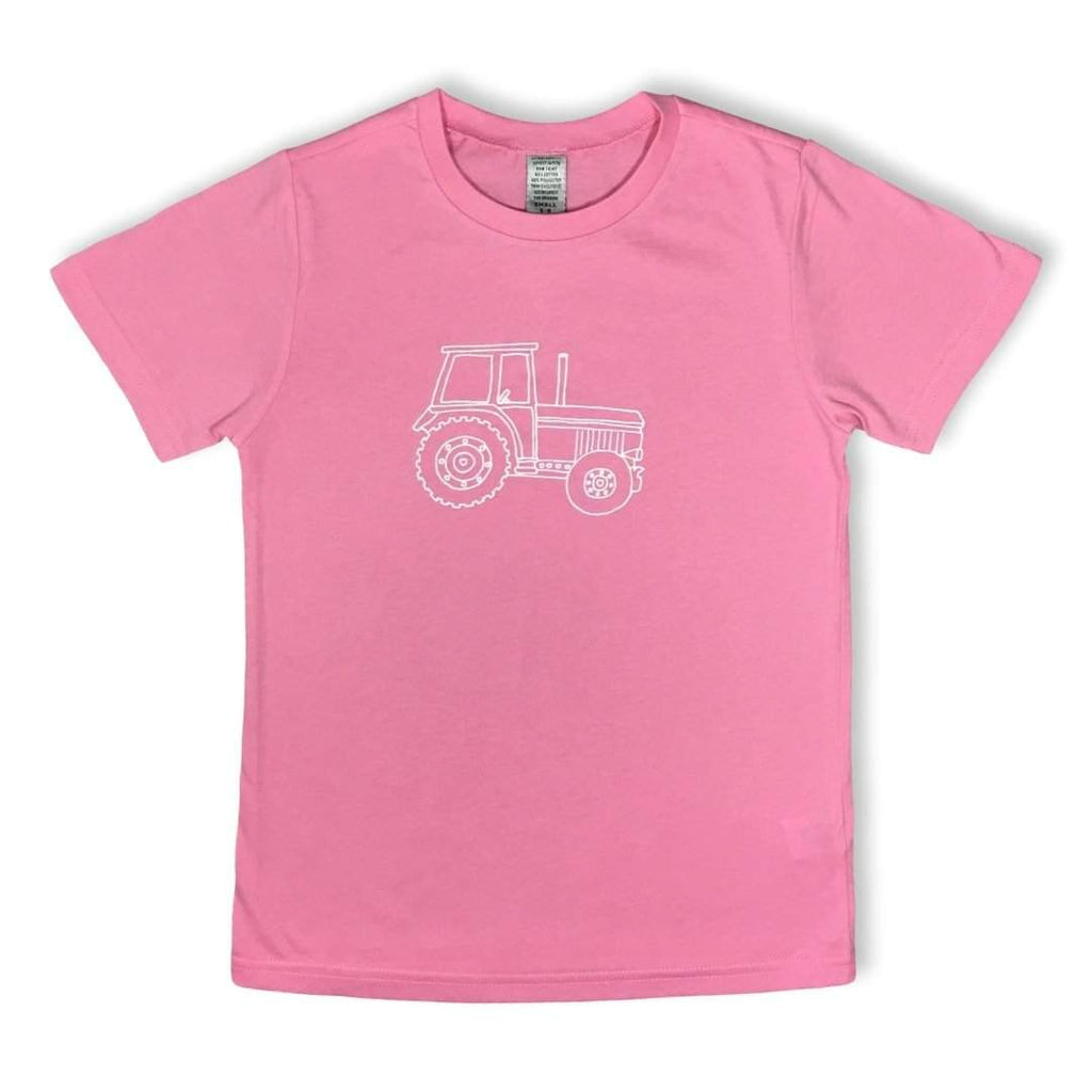 Shirts - Big Green Tractor Short Sleeve Tee