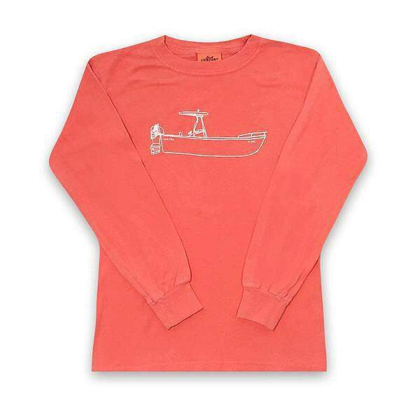 Boat Ride Long Sleeve Tee - Honey Bee Tees - 3