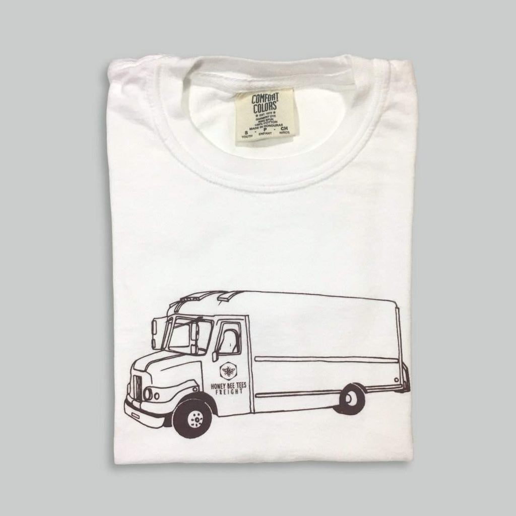 Shirts - Delivery Truck Short Sleeve Tee