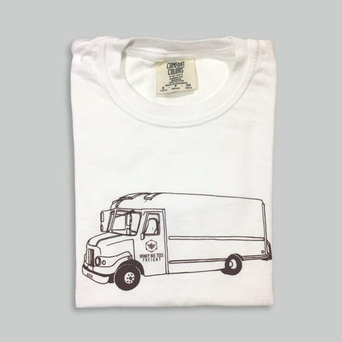 Delivery Truck Short Sleeve Tee
