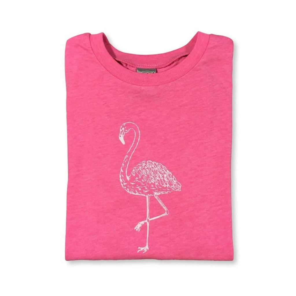 Shirts - Flamingo Short Sleeve Tee