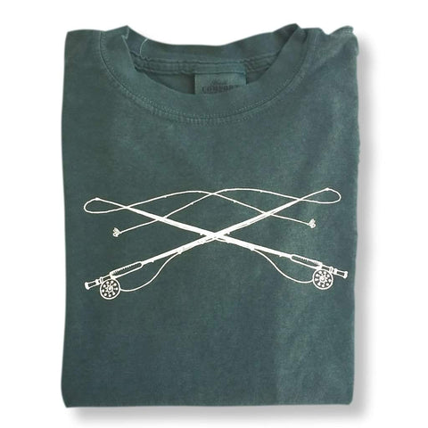 Fly Fishing Short Sleeve Tee