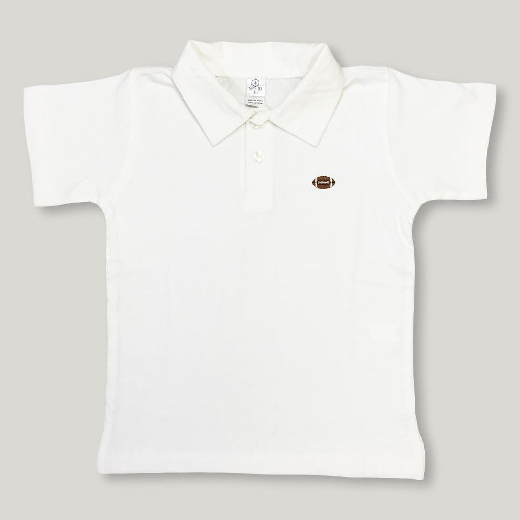 Shirts - Football Polo Tee