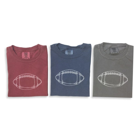 Football Short Sleeve Tee