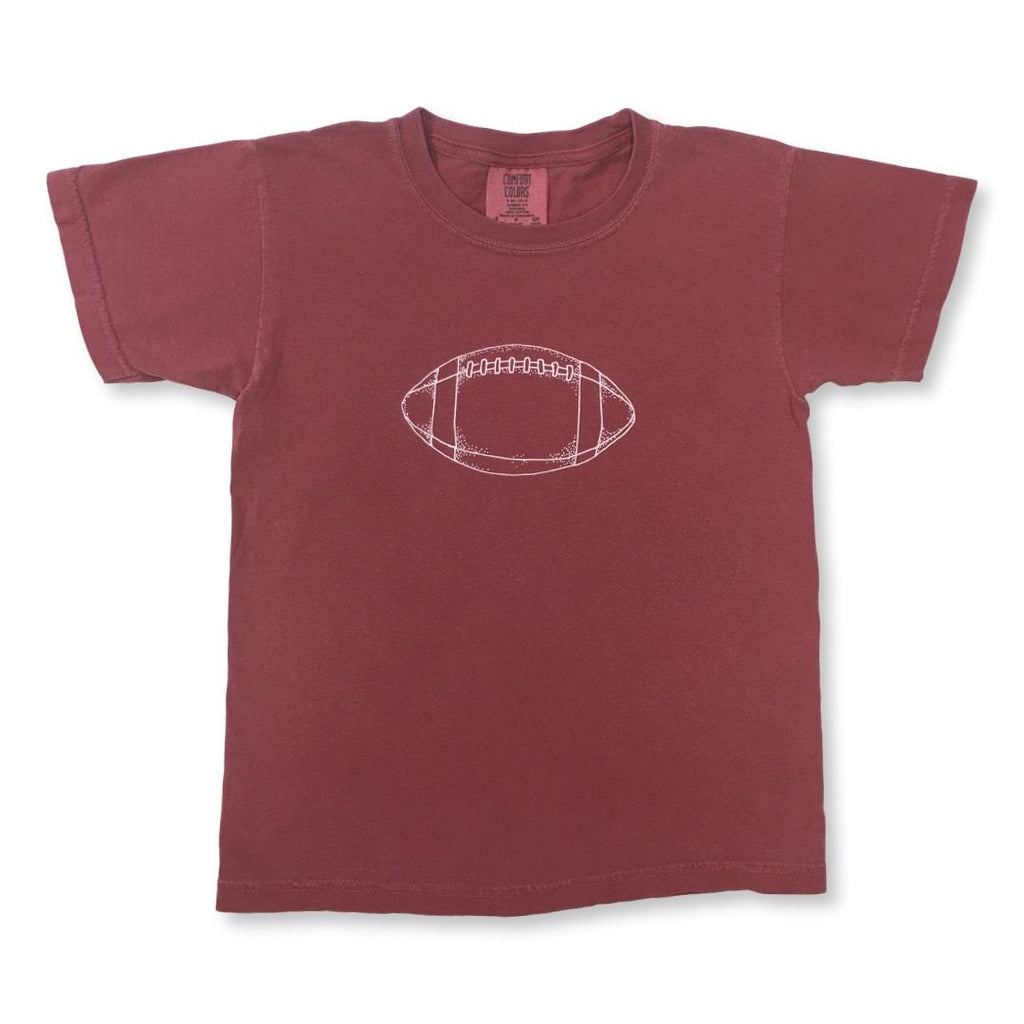 Shirts - Football Short Sleeve Tee