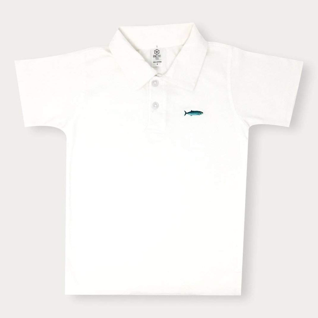 Shirts - Glass Minnow Polo Tee