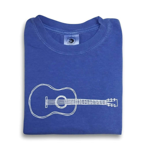 Guitar Short Sleeve Tee