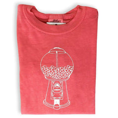 Gumball Long Sleeve Tee - Honey Bee Tees - 1