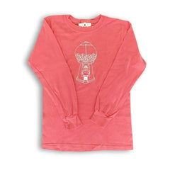 Gumball Long Sleeve Tee - Honey Bee Tees - 2