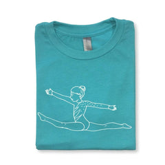 Shirts - Gymnast Short Sleeve Tee
