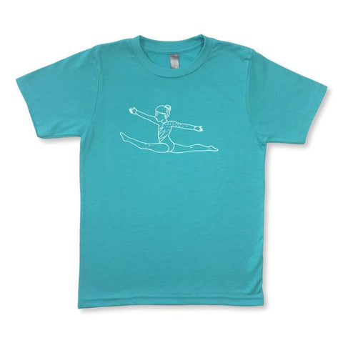 Gymnast Short Sleeve Tee