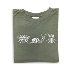 Shirts - Insect Trio Short Sleeve Tee