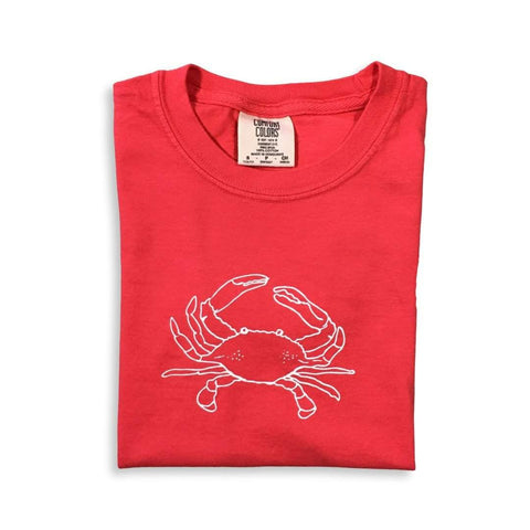 Kinda Crabby Short Sleeve Tee
