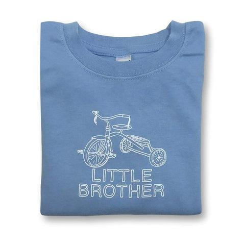 Little Brother Tricycle Long Sleeve Tee