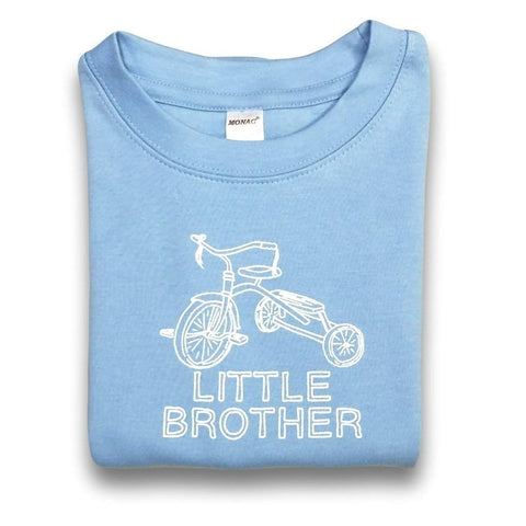Little Brother Tricycle Short Sleeve Tee