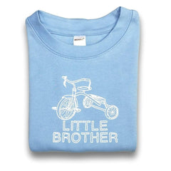 Little Brother Tricycle Short Sleeve Tee - Honey Bee Tees - 1