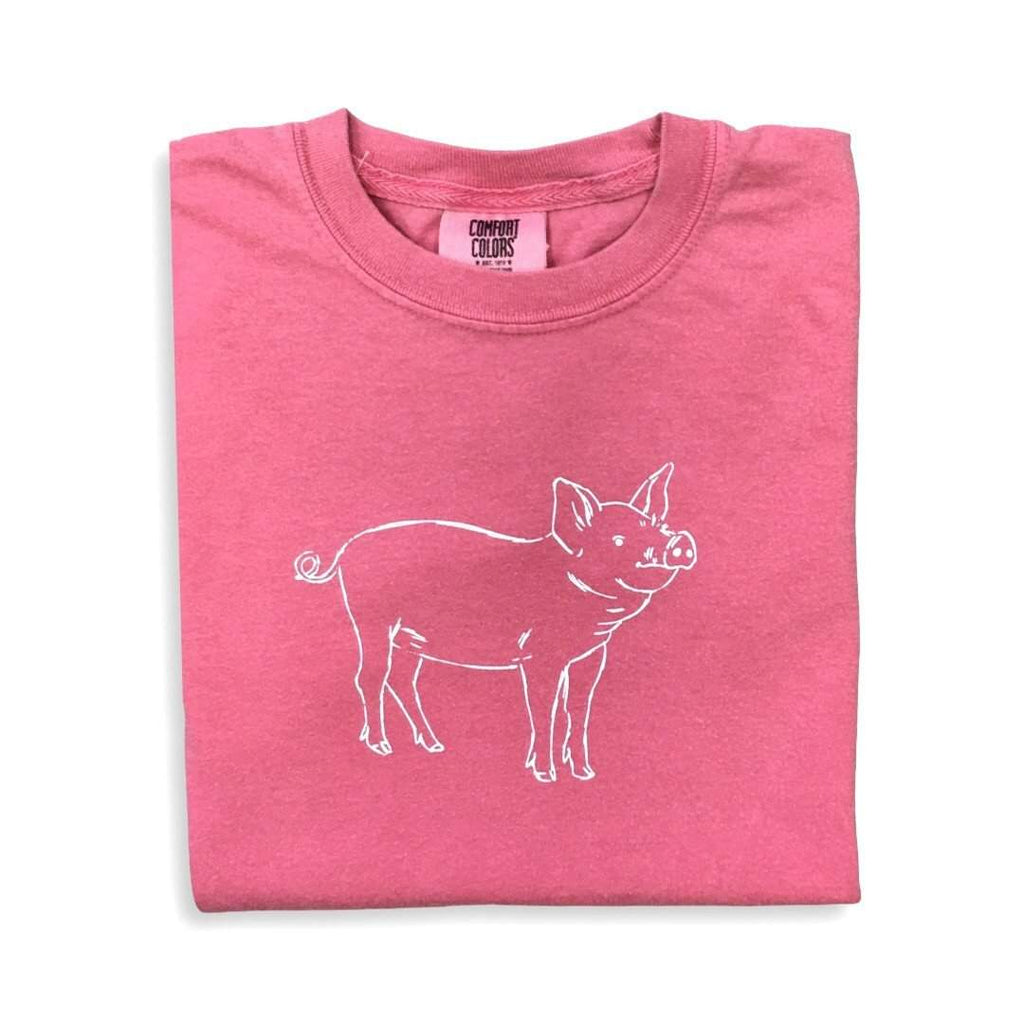 Shirts - Pig Short Sleeve Tee
