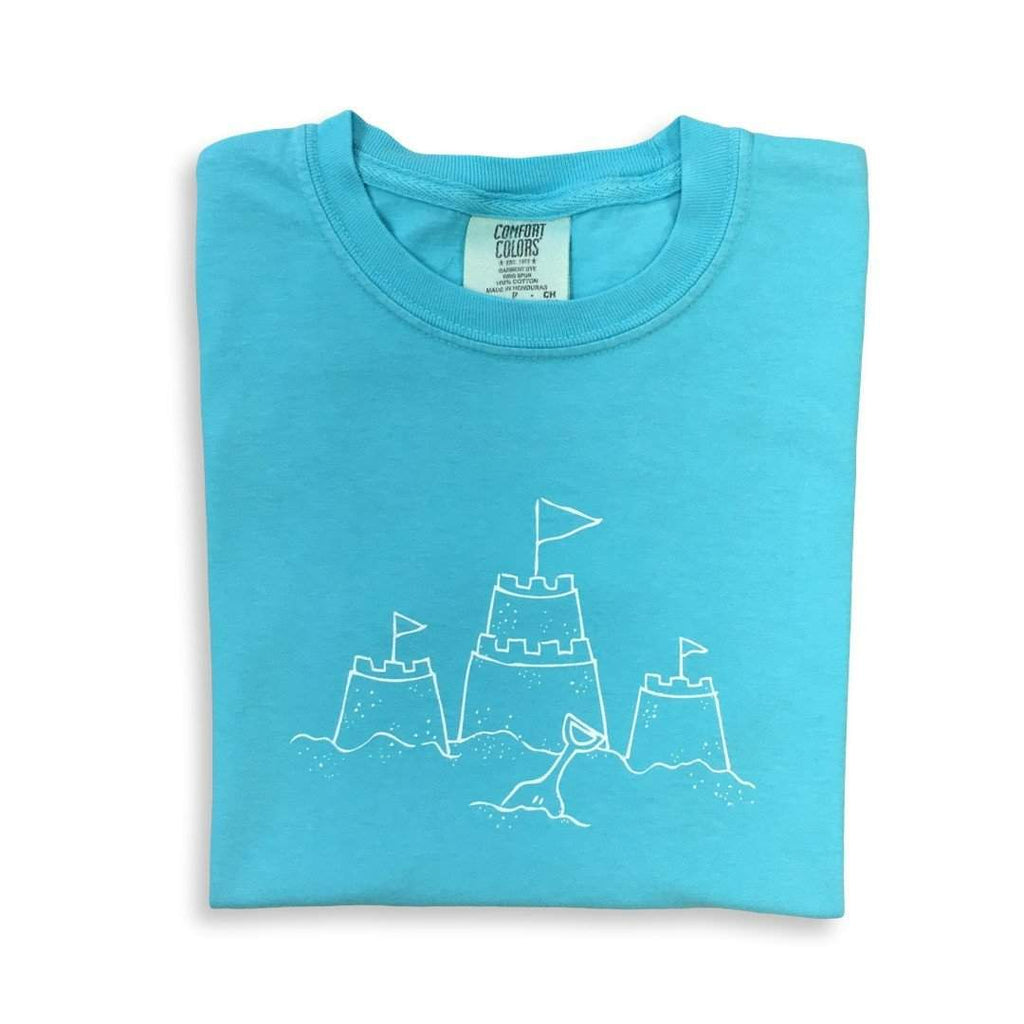 Shirts - Sandcastle Short Sleeve Tee