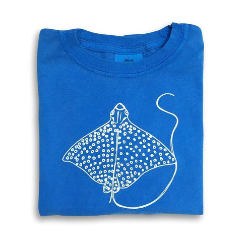 Spotted Eagle Ray Short Sleeve Tee