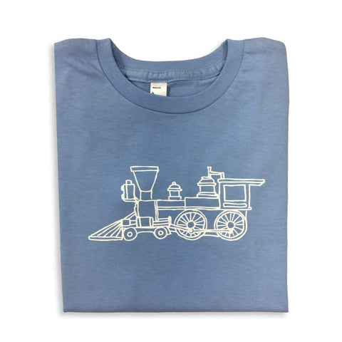 Steam Engine Short Sleeve Tee