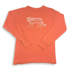 Tiger Long Sleeve Tee - Honey Bee Tees - 3