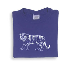 Tiger Short Sleeve Tee - Honey Bee Tees - 2