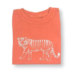 Tiger Short Sleeve Tee - Honey Bee Tees - 5