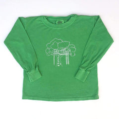 Tree House Long Sleeve Tee - Honey Bee Tees - 3