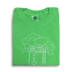 Tree House Short Sleeve Tee - Honey Bee Tees - 2