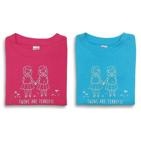 Twin Sisters Short Sleeve Tee