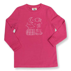 Long Sleeve Slumber Party Sleepwear