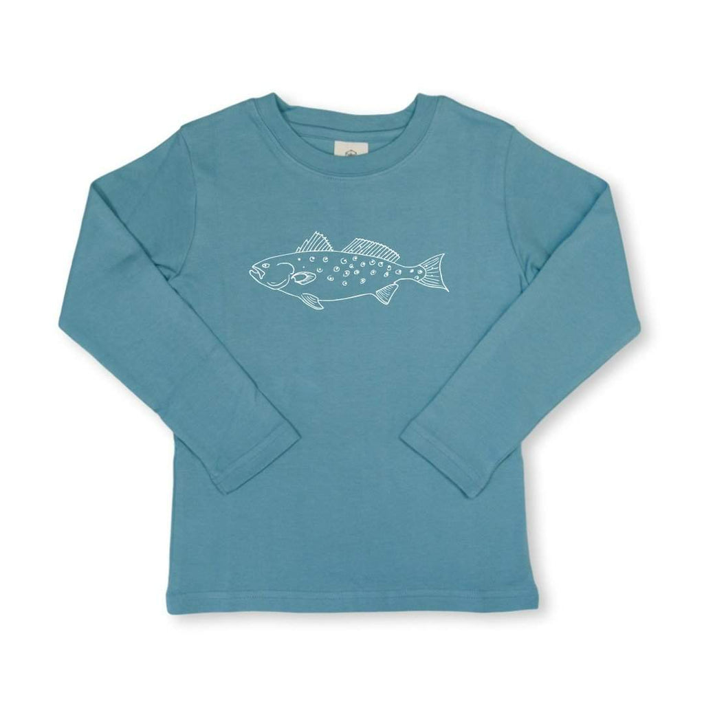 Speckled Trout Long Sleeve Tee
