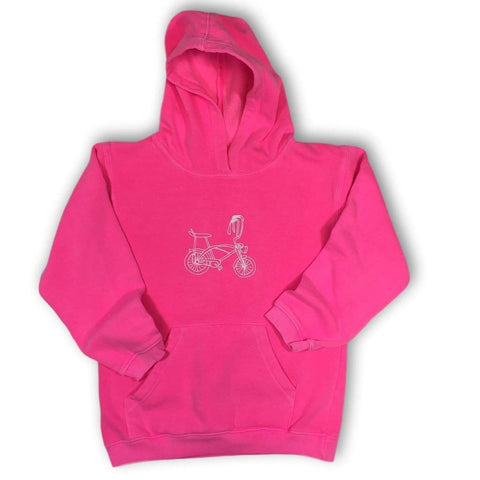 Bike Ride Hooded Sweatshirt