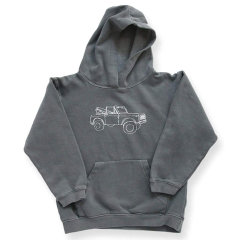 Off to the Bay Hooded Sweatshirt