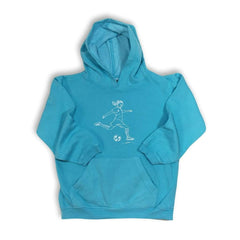 Soccer Girl Hooded Sweatshirt - Honey Bee Tees - 2