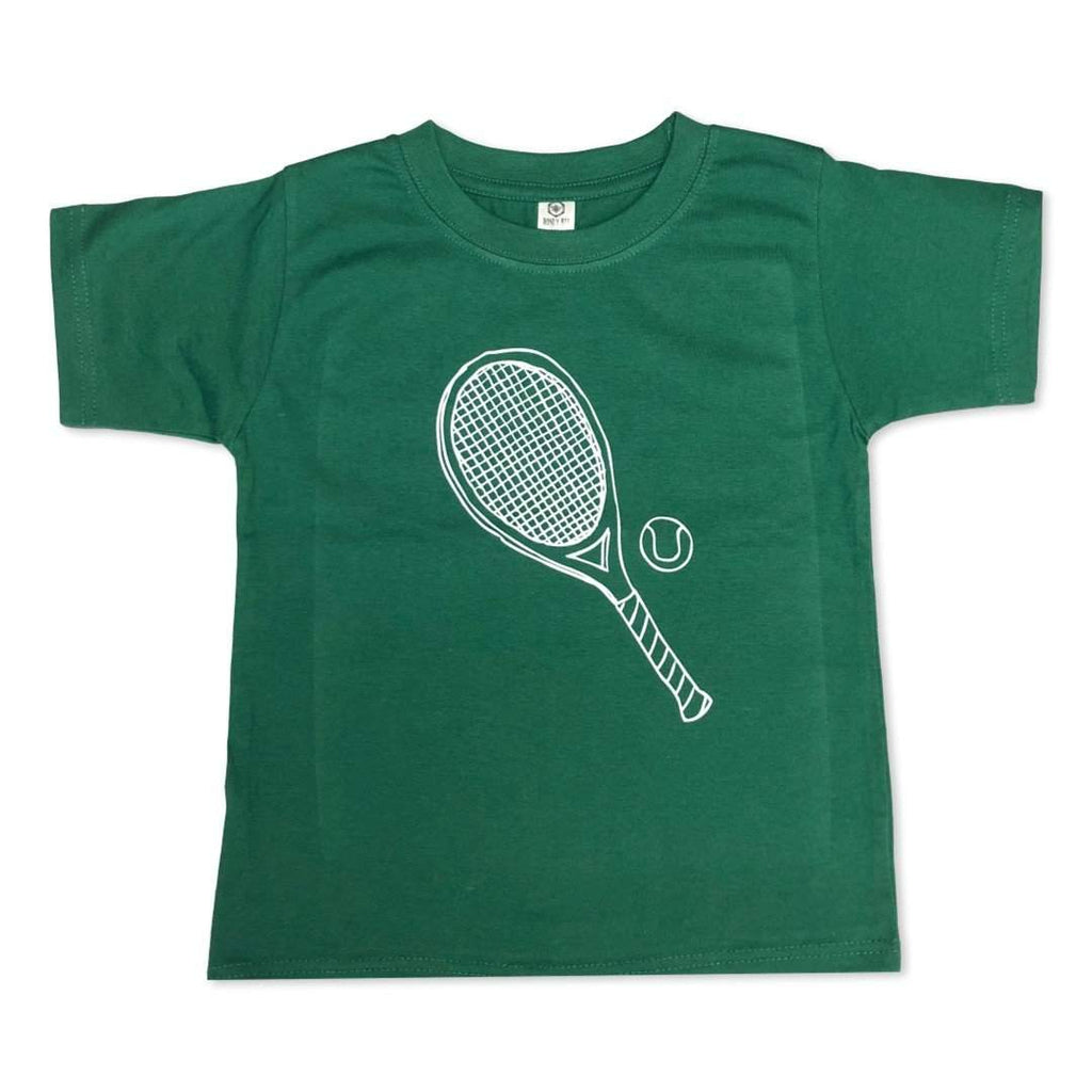 Tennis Short Sleeve Tee