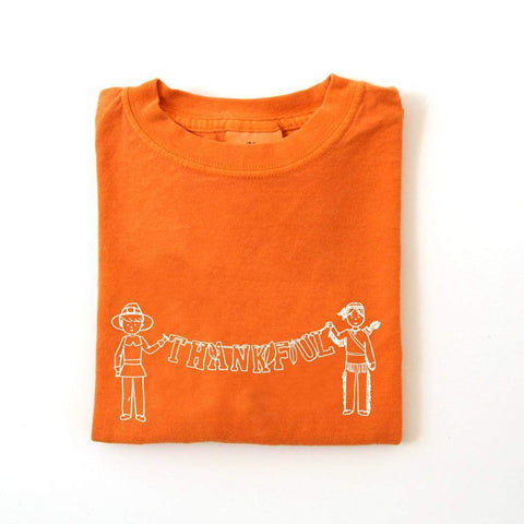 Thankful Short Sleeve Tee