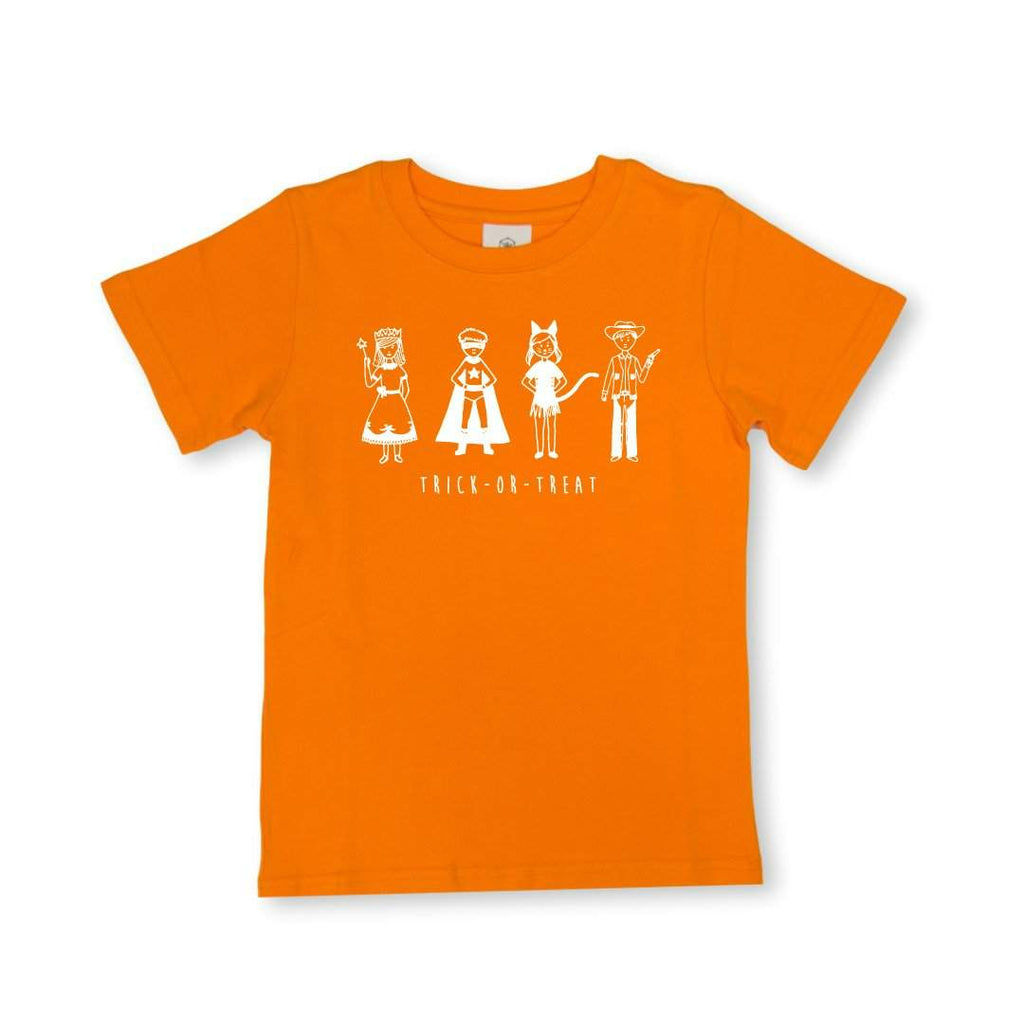 Trick or Treat Short Sleeve Tee