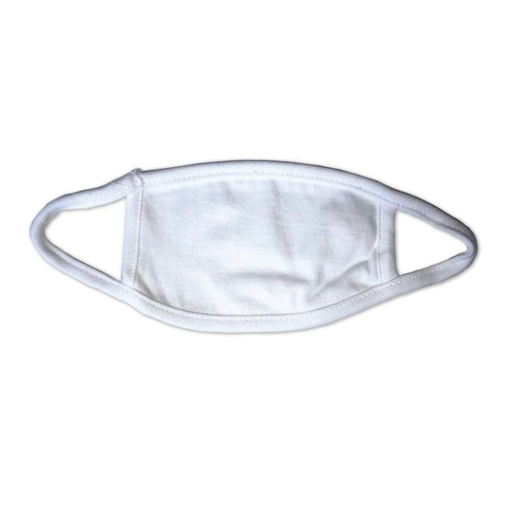 White Youth Mask 2 pack