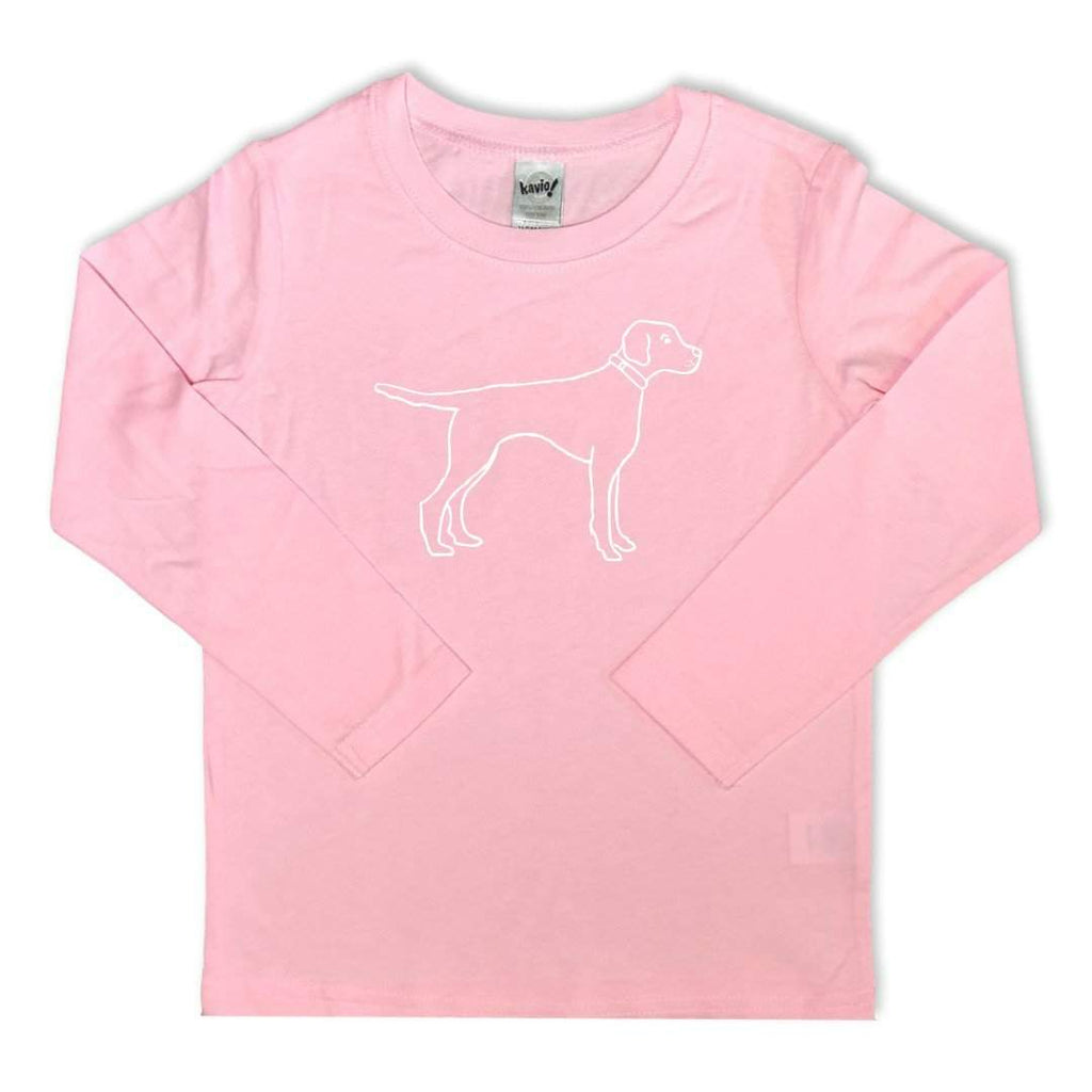 Bird Dog Long Sleeve Tee Kavio