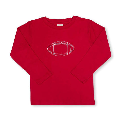 Football Long Sleeve Tee HBT