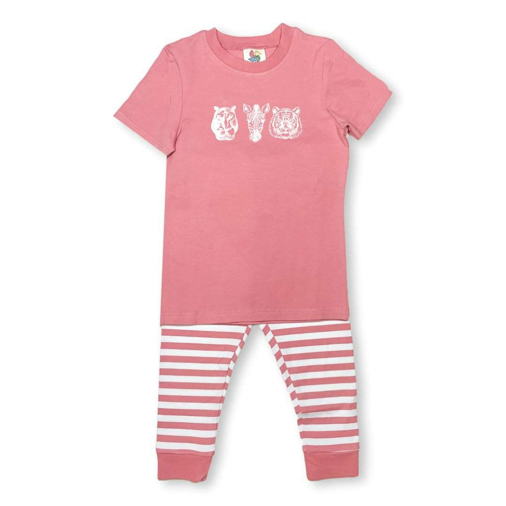 Zoo Crew Short Sleeve Pajamas