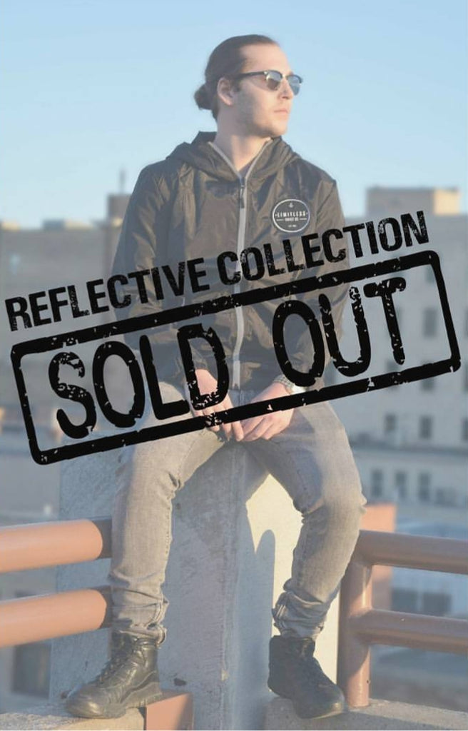Reflective Collection SOLD OUT!