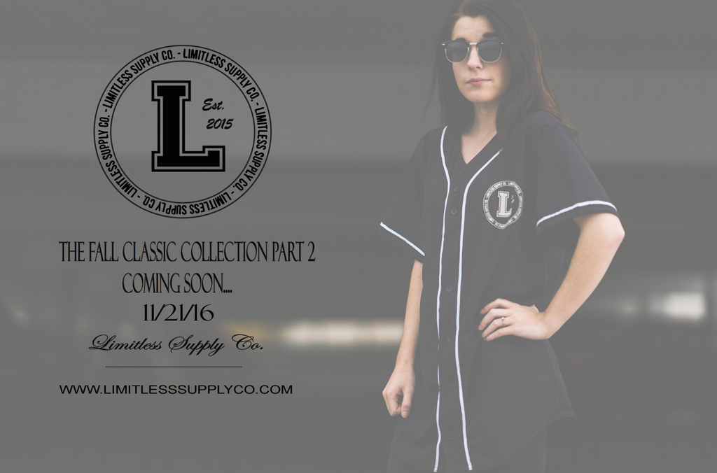 Fall Classic Collection Drop Part 1&2 release details