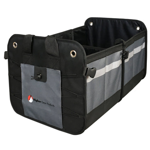Car Trunk Organizer Gray