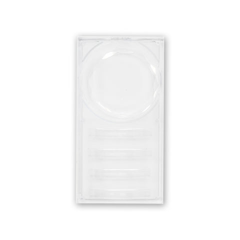 Adhesive and Lash Holder: Acrylic Clear Glue and Lash Pallet