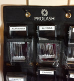 Hanging Organizer (for clients individual lash cases)